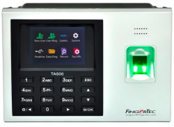 FingerTec TA500, the perfect fingerprint time attendance device for you!