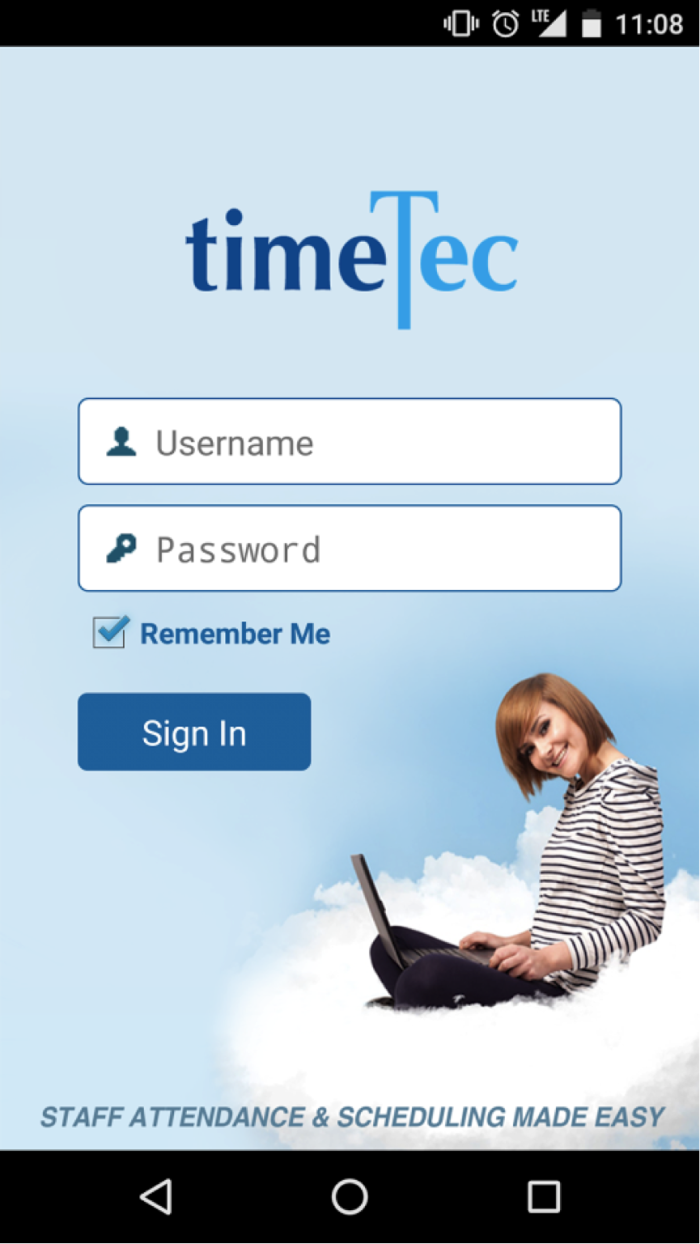TimeTec allows only one Mobile ID per user and is secured with individual login username and password.