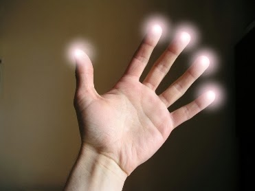 Everybody becomes obsessed when they realized their fingerprints actually have power