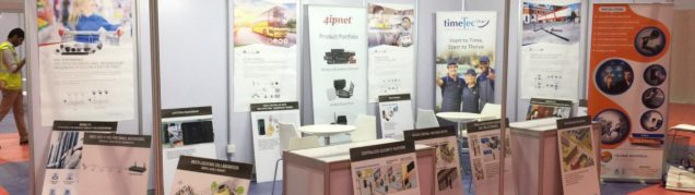 Hutaib InfoTech Solutions participates in Smart Stores Expo