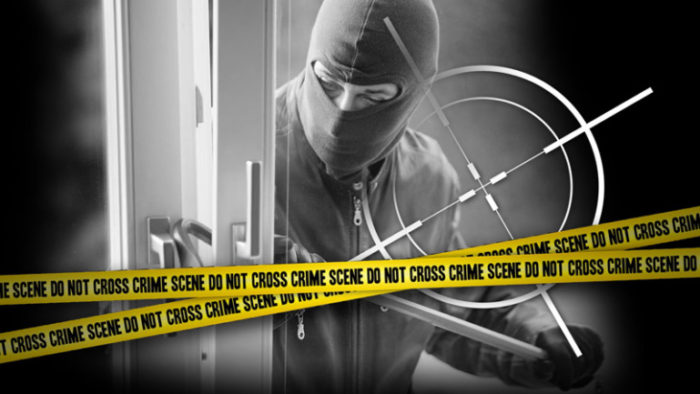 Outside intruders are dangerous but there are many cases of theft involving insiders too