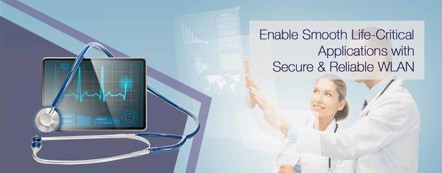 Solution 2 - Complete Wireless LAN Solutions for Healthcare