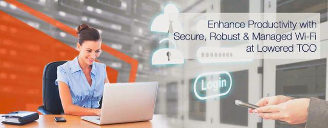 Solution 4 - Wireless LAN Solutions for Enterprise