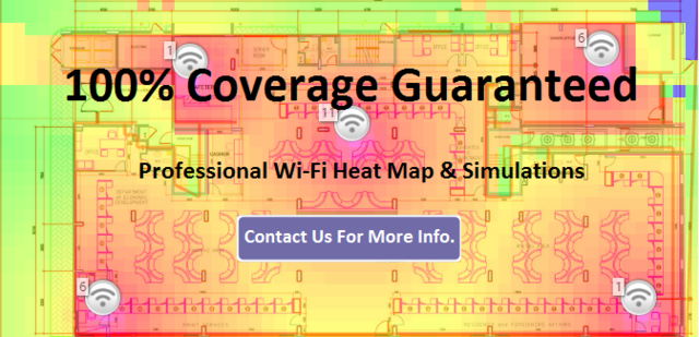 Solution 7 - FREE Heat Map & Simulation for Wi-Fi Projects