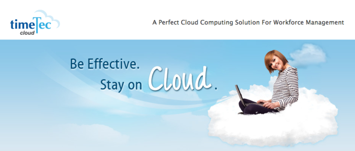 be effective. stay on cloud.